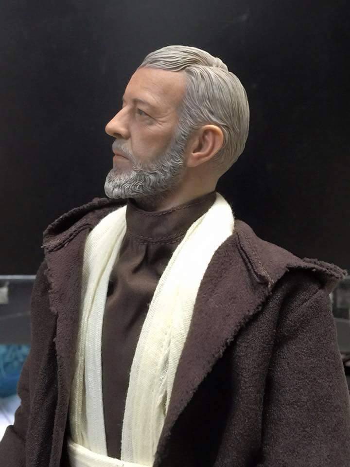 Hot Toys Star Wars ANH 1/6th Obi Wan Kenobi Figure 11998810