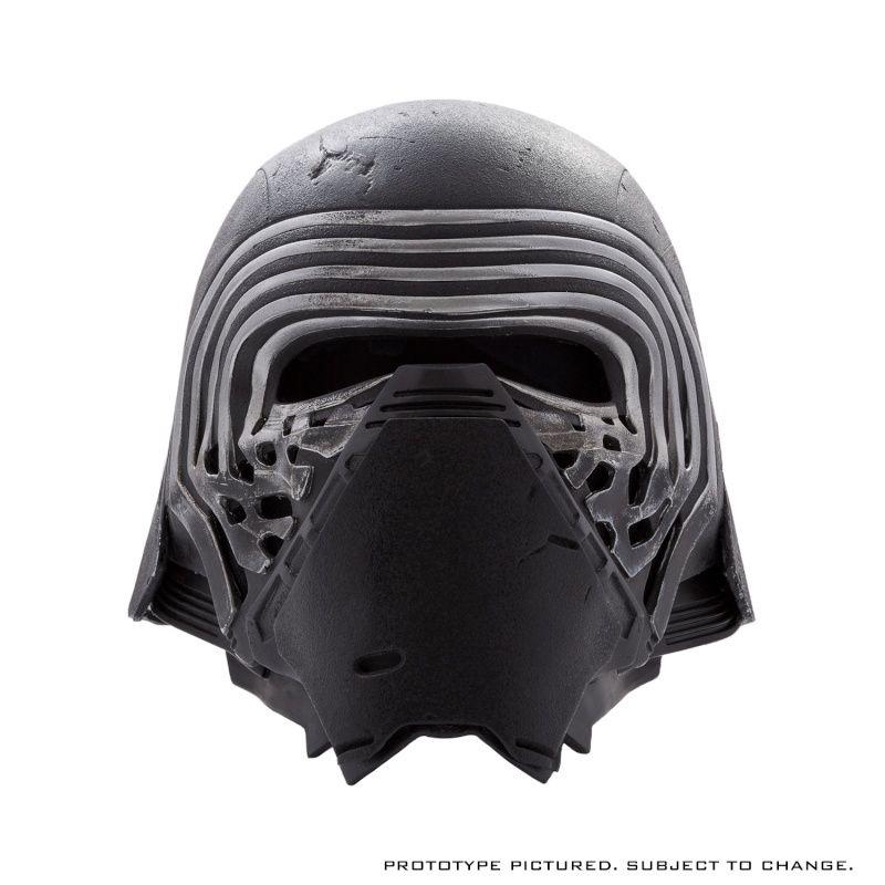 ANOVOS STAR WARS : THE FORCE AWAKENS : Kylo Ren Helmet  Kylore13