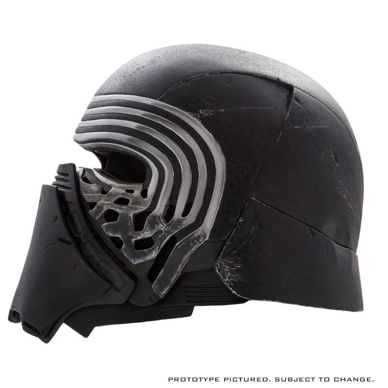 ANOVOS STAR WARS : THE FORCE AWAKENS : Kylo Ren Helmet  Kylore15