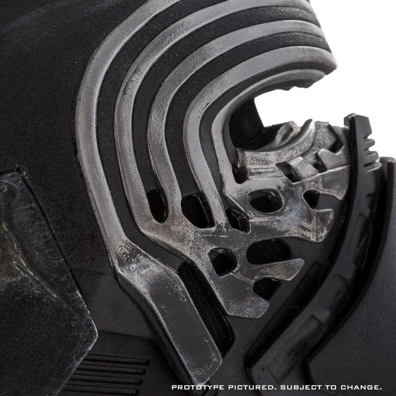 ANOVOS STAR WARS : THE FORCE AWAKENS : Kylo Ren Helmet  Kylore21