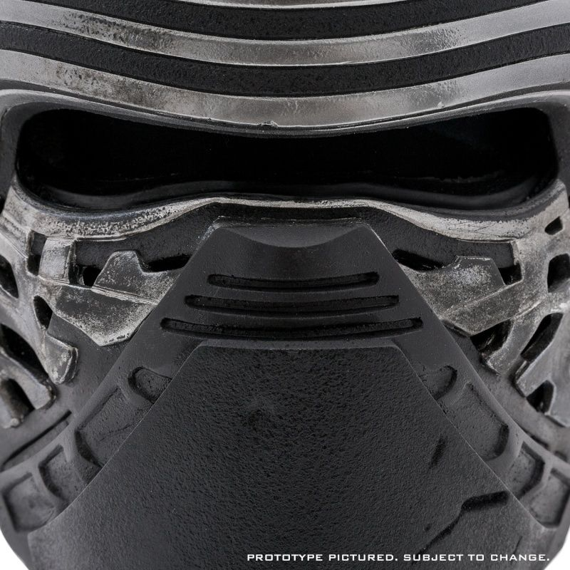 ANOVOS STAR WARS : THE FORCE AWAKENS : Kylo Ren Helmet  Kylore22