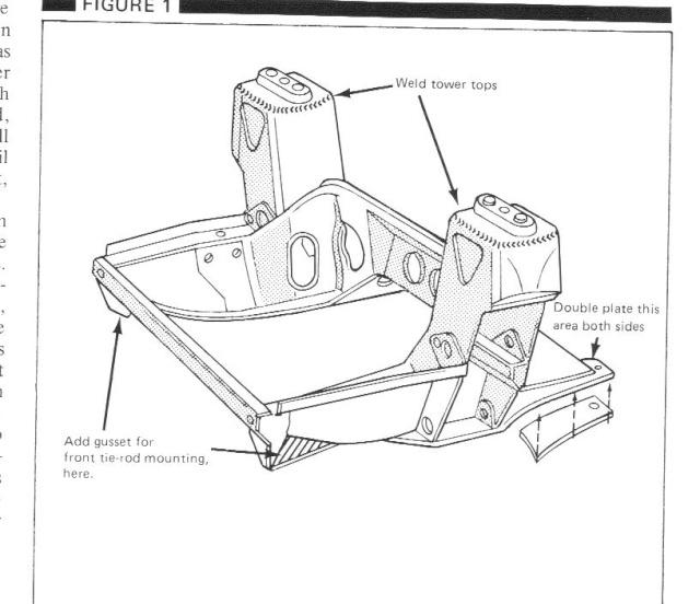 renfort chassis Bercea10