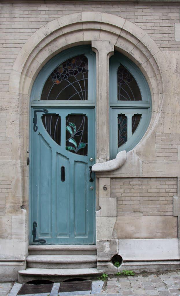 Entrez-donc ! (collection de portes) 98065211