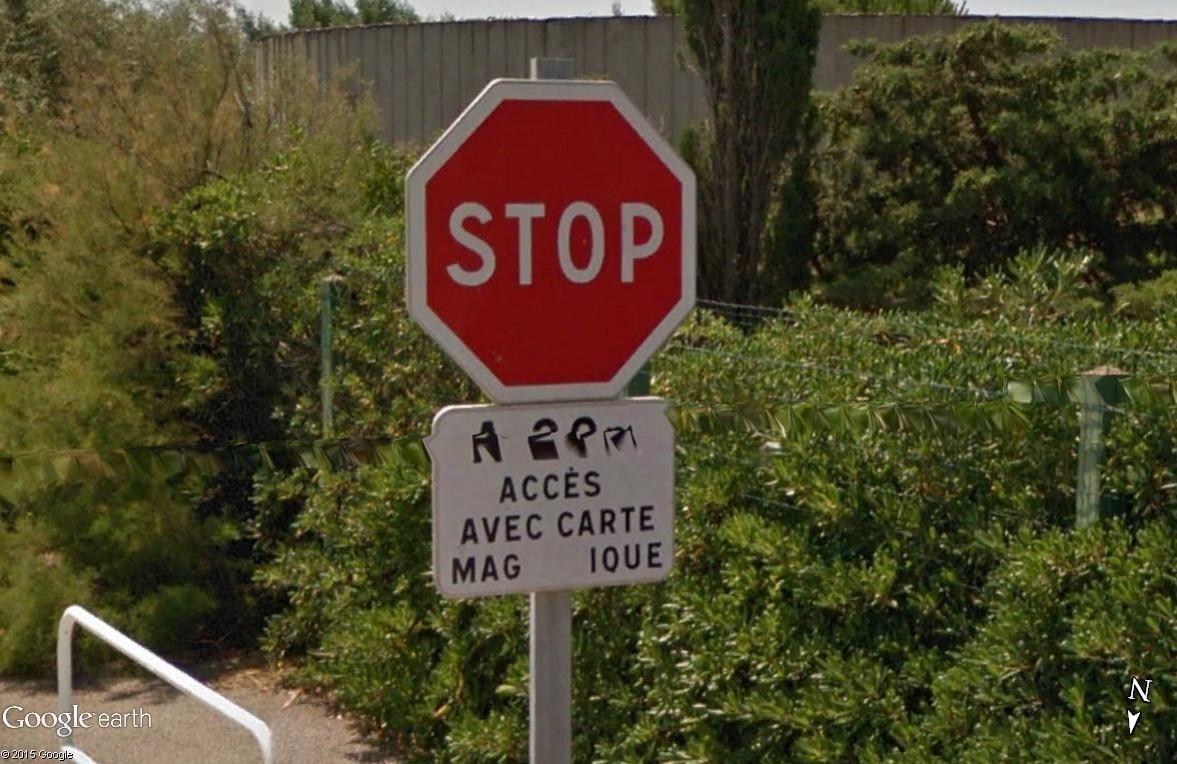 STREET VIEW : les panneaux routiers - Page 4 Accvys10