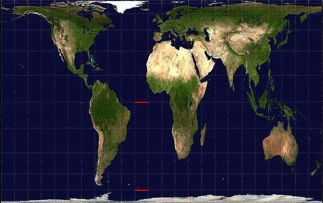 la majorité des cartes du monde sont fausses ( débat) Arno_p10