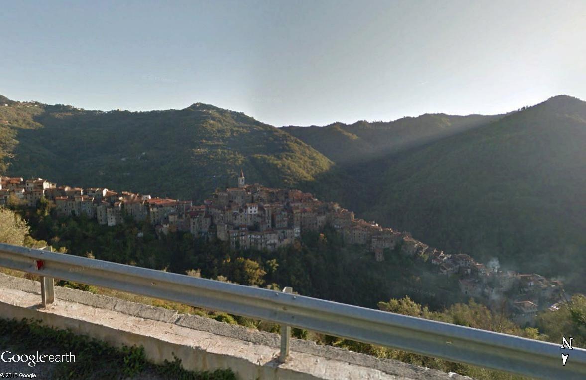 Apricale, le plus beau village d'Italie Eglise11
