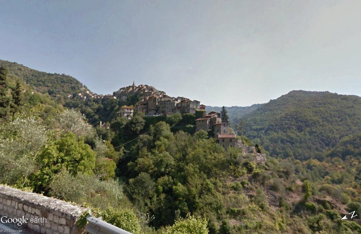 Apricale, le plus beau village d'Italie Eglise12