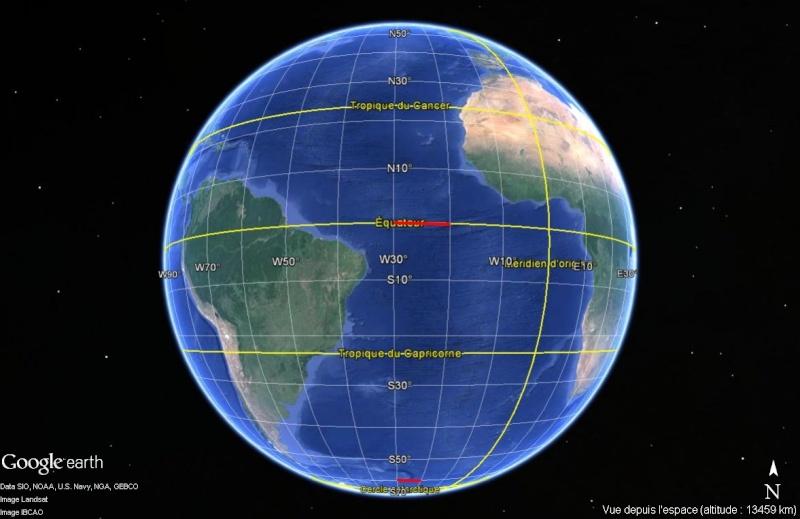 la majorité des cartes du monde sont fausses ( débat) Equat10
