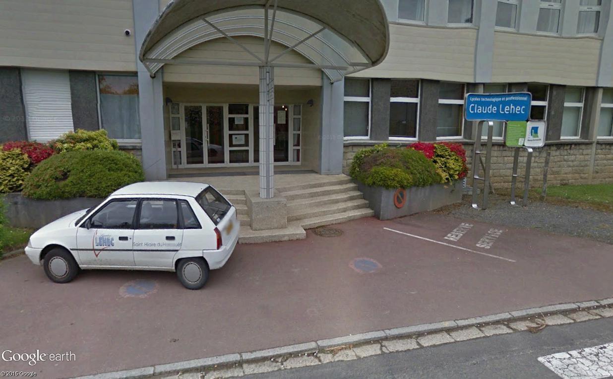 Street View : Les infractions au code de la route Lycye10