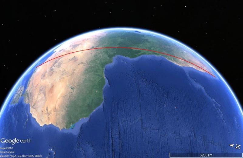 la majorité des cartes du monde sont fausses ( débat) Tunisl10