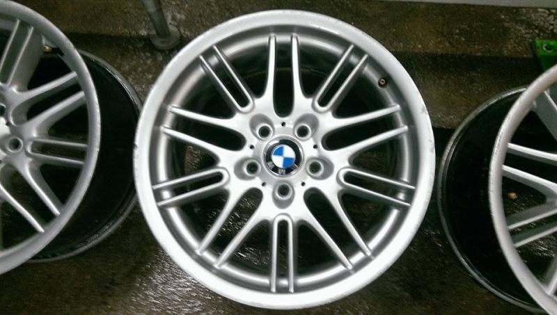 [ BMW E46 320D an 2002 ] Changement jante 11911710