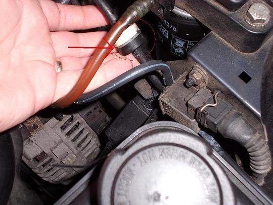 [ BMW E36 325 tds M51 ] renseignement sur durite de capteur de pression (résolu) Cimg1510