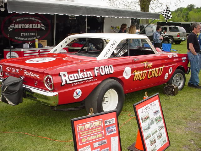"#11 : Ford Falcon dragster ""the Wild Child"" [TERMINE] Carsho10"