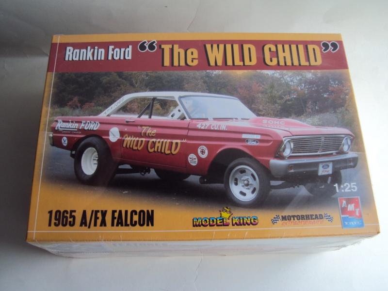 """#11 : Ford Falcon dragster """"the Wild Child"""" [TERMINE] Dsc00119"""
