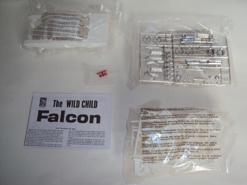 """#11 : Ford Falcon dragster """"the Wild Child"""" [TERMINE] Dsc00120"""