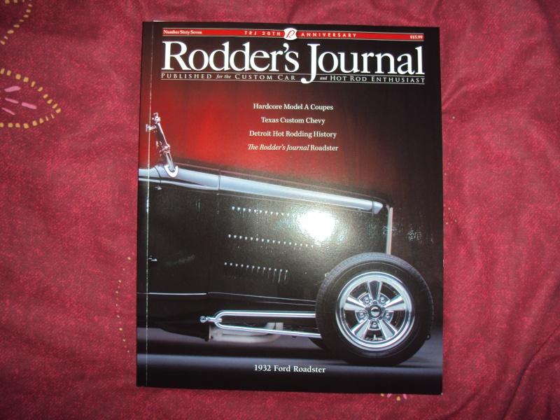 Vends dernier Rodder's Journal (67) - vendu ! Dsc00133