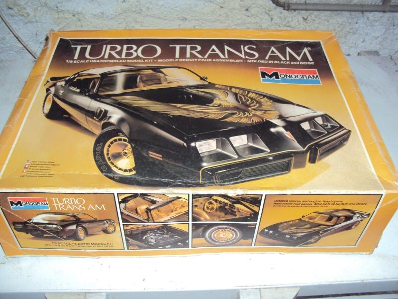 Vends Pontiac Turbo Trans Am au 1/8 Dsc00150