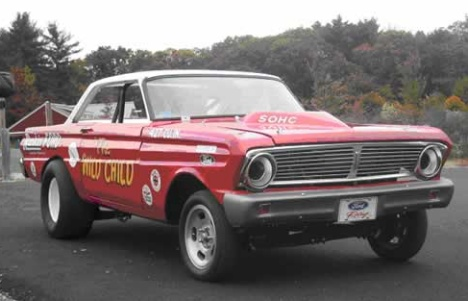 "#11 : Ford Falcon dragster ""the Wild Child"" [TERMINE] Wildch10"