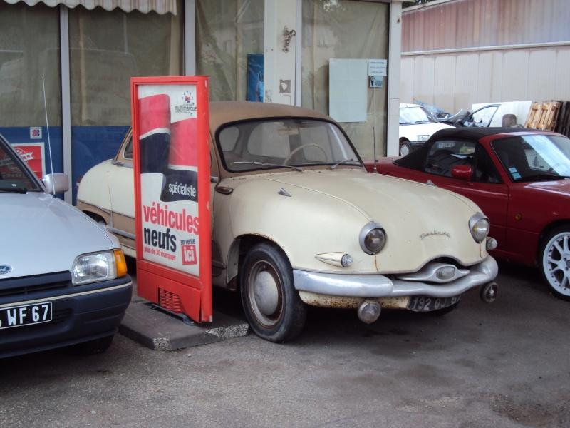 Les voitures abandonnées/oubliées (trouvailles personnelles) - Page 5 Woerth10