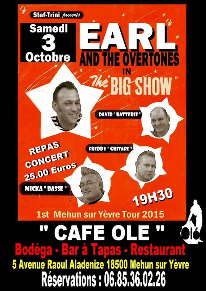 Earl & The Overtones 12065510