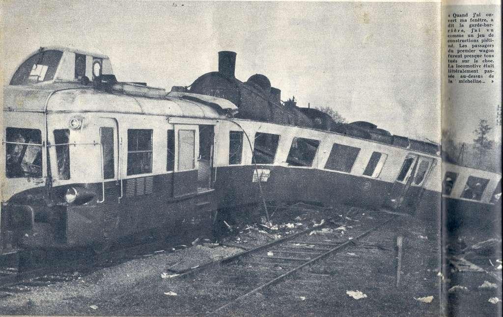16 novembre 1957 - Catastrophe ferroviaire de Chantonnay 1957-111