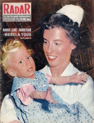 16 novembre 1957 - Catastrophe ferroviaire de Chantonnay 1957-114