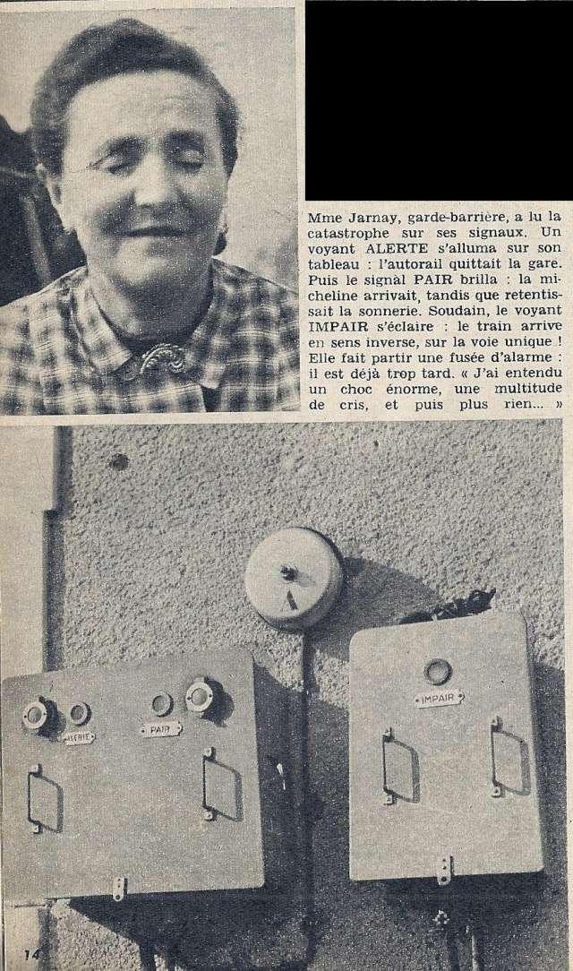 16 novembre 1957 - Catastrophe ferroviaire de Chantonnay 1957-116