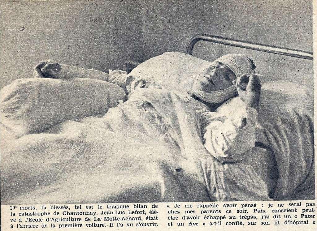 16 novembre 1957 - Catastrophe ferroviaire de Chantonnay 1957-119