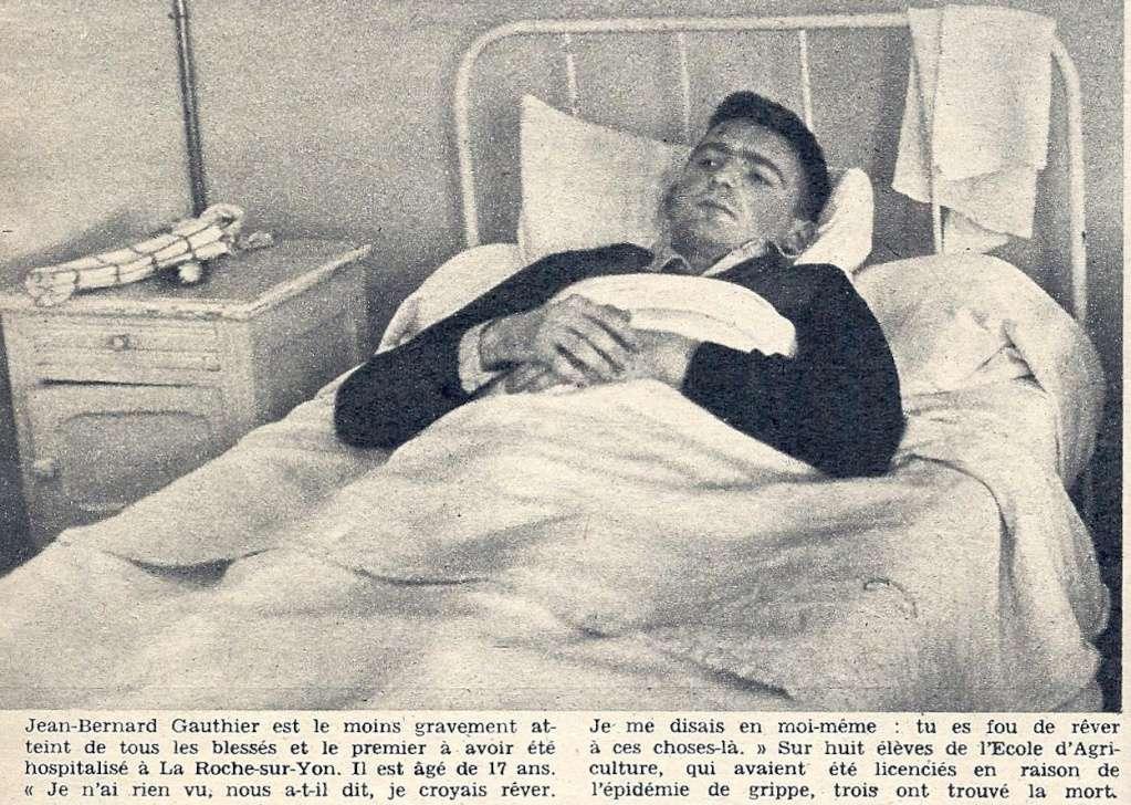 16 novembre 1957 - Catastrophe ferroviaire de Chantonnay 1957-120