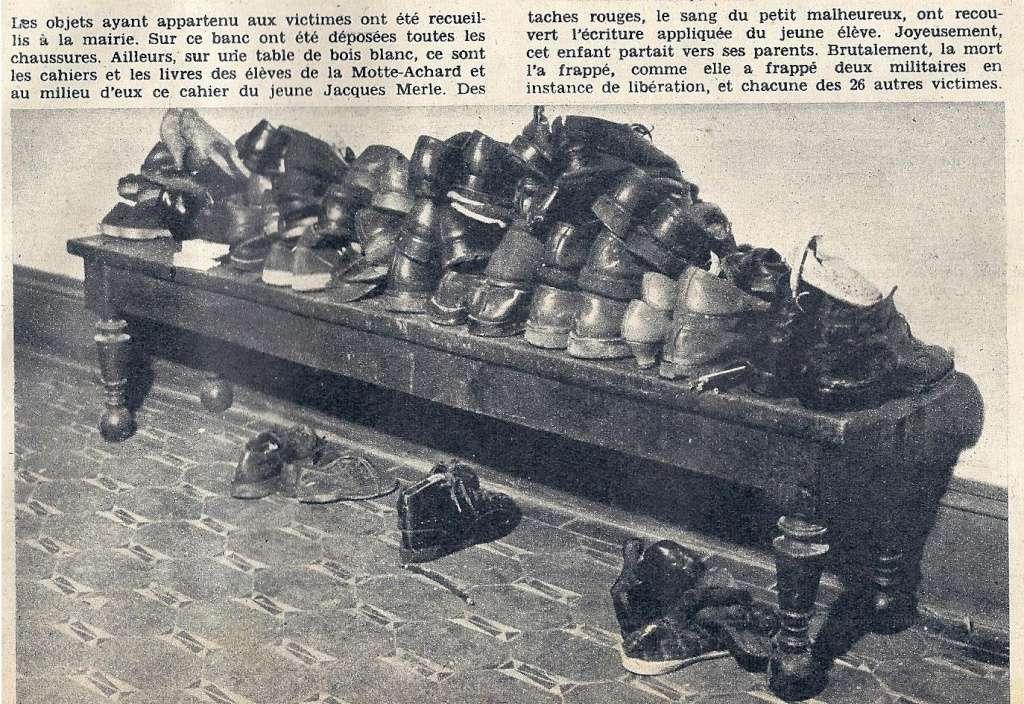 16 novembre 1957 - Catastrophe ferroviaire de Chantonnay 1957-122