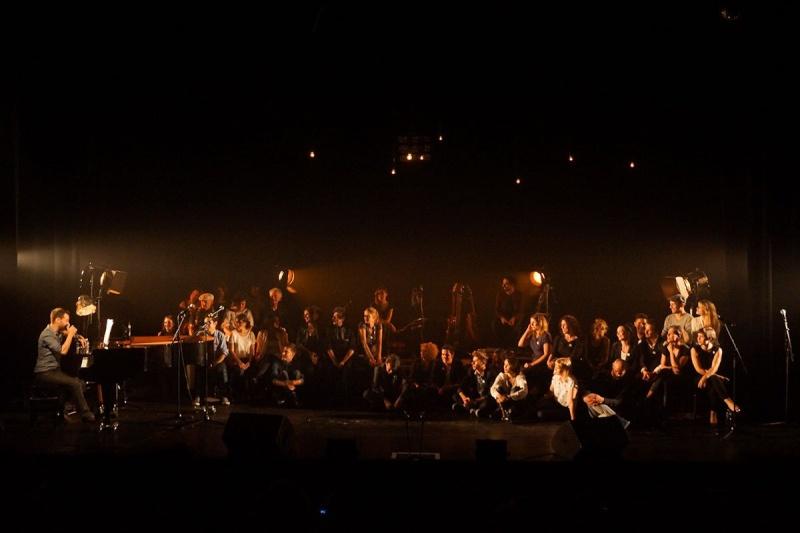 Concert des Funambules au 20ème Théâtre (2014) 20141016