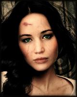 Une commande de bannière pour une brunette [Line OK] Katnis11
