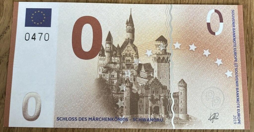 Billet Souvenir Banknote Europe  [Penny Press] 0_010