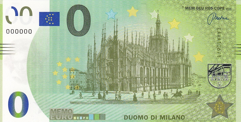 Liste codes Memo Euro scope [100 à 199] 10610