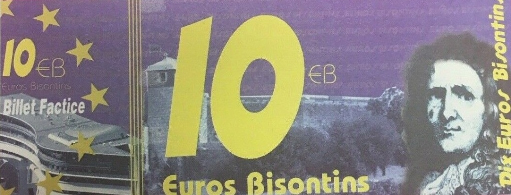 Premiers billets en Ecu/Euro 10b10