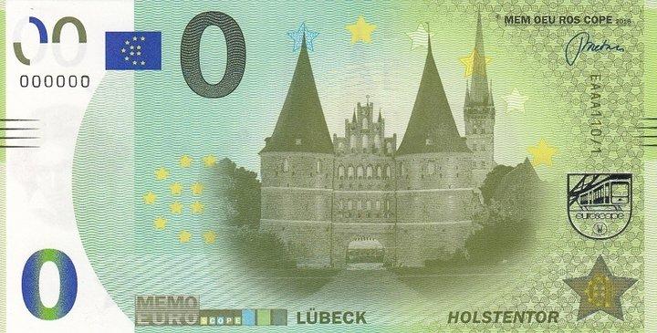 Lubeck  [XEHJ / Holstentor XEML] 11011
