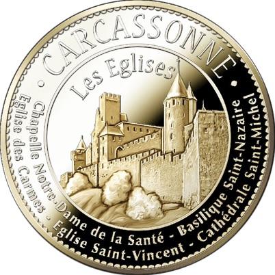 Carcassonne (11000)  [UEHY] 1110