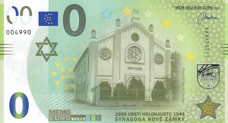 billets mémoeuro 133110