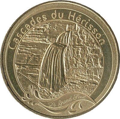 Menétrux en Joux (39130)  [Cascades du Hérisson] 3910