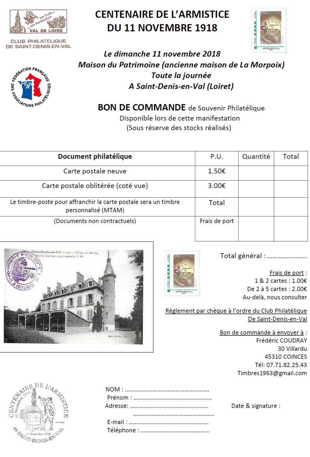 45 - Saint-Denis-en-Val - Club Philatélique   4510