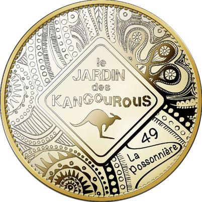 La Possonnière (49170)  [Kangourous / Arche] 4910