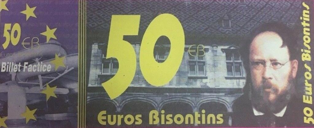 Premiers billets en Ecu/Euro 50b10