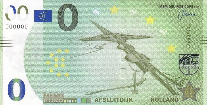 Liste codes Memo Euro scope [001 à 099] 5810