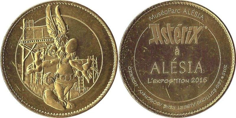 Alise-Sainte-Reine (21150)  [MuséoParc d'Alésia / UEEG] Alesia10