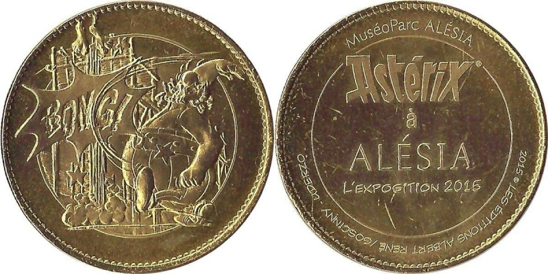 Alise-Sainte-Reine (21150)  [MuséoParc Alésia UEEG / Vercingétorix] Alesia11