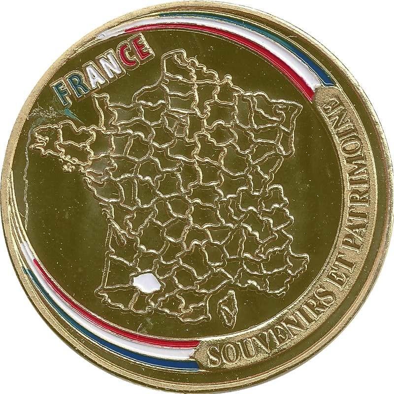 Souvenirs et Patrimoine 34mm  Auch_110