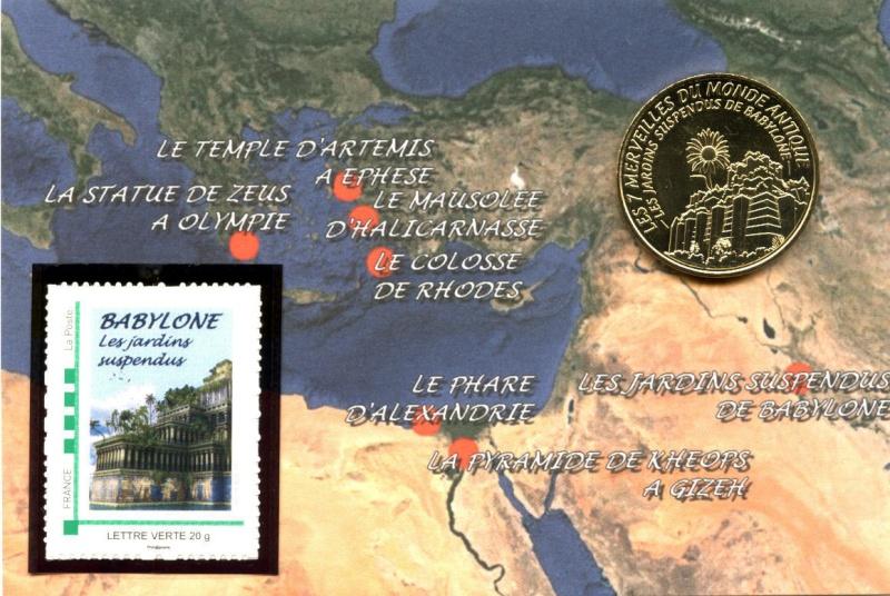 13 - Aubagne Philatélie  Babylo10