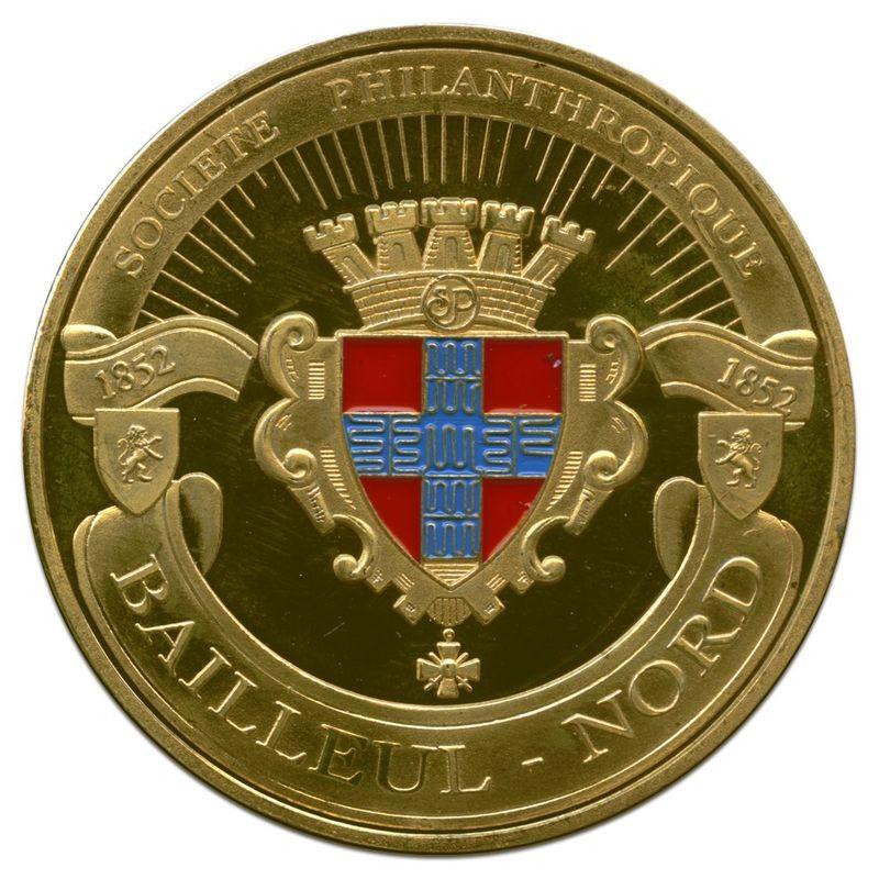 Souvenirs et Patrimoine 40mm =  20 Baille11