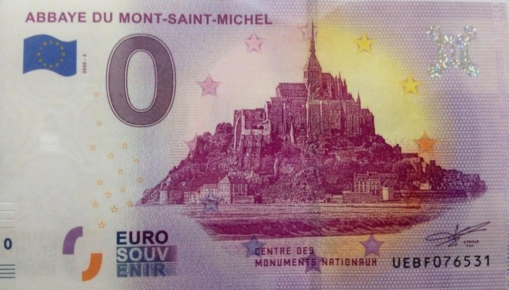 Mont Saint-Michel (50170)  [UEBF / Poulard UECD] Bf202010