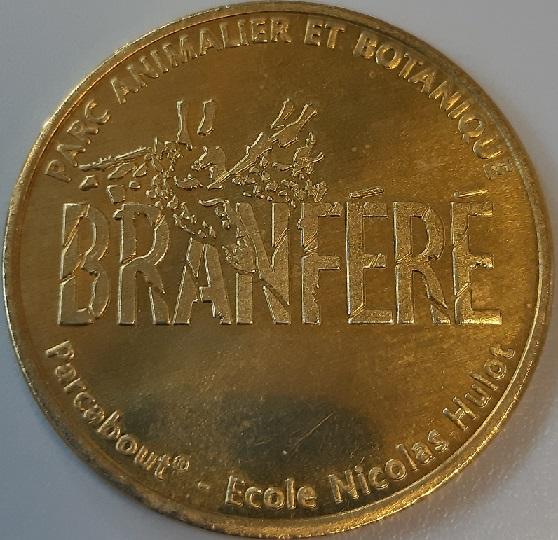 Médailles et Patrimoine = 13 Branfe11